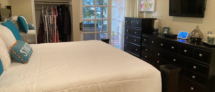 Deauville bedroom
